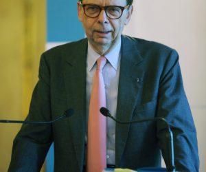 Louis Schweitzer à l'Assemblée Nationale
