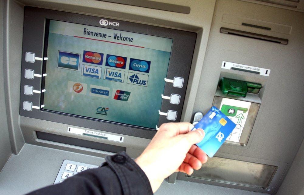 guichet banque