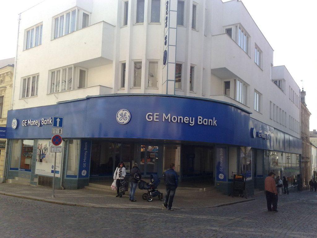 Agence  GE Money Bank
