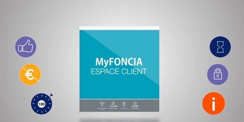 Espace client Myfoncia