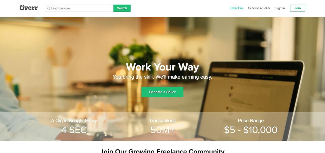 Les meilleures plateformes pour freelance