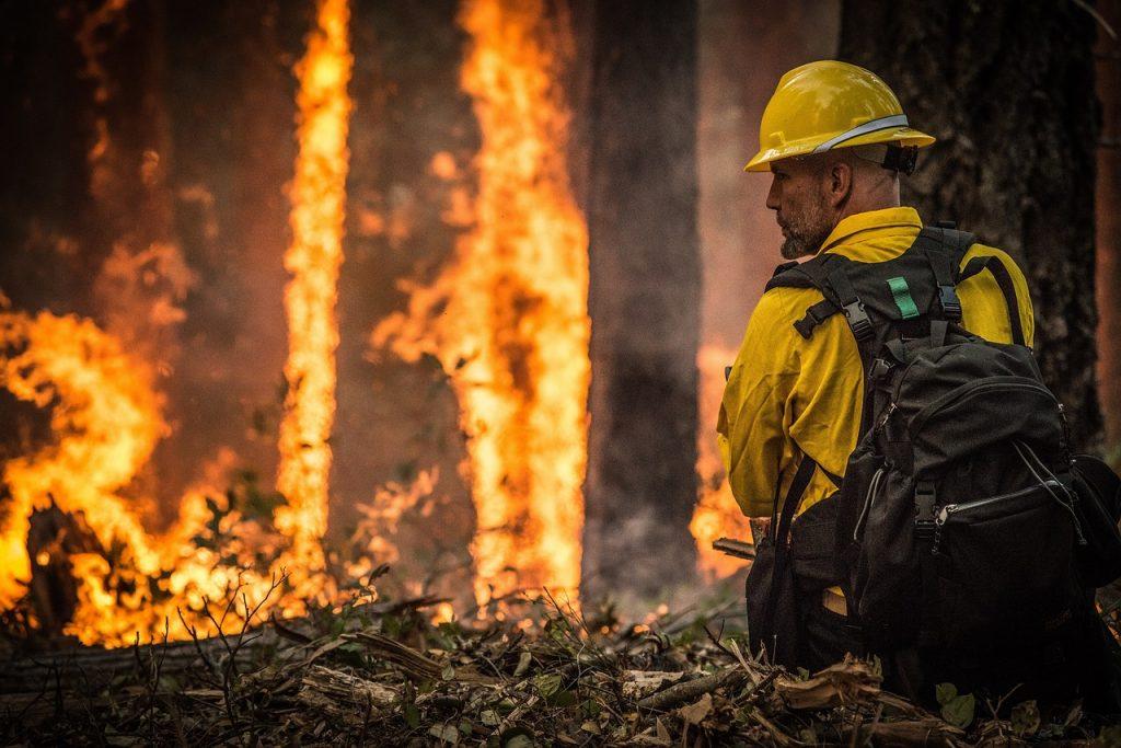 Salaire pompier