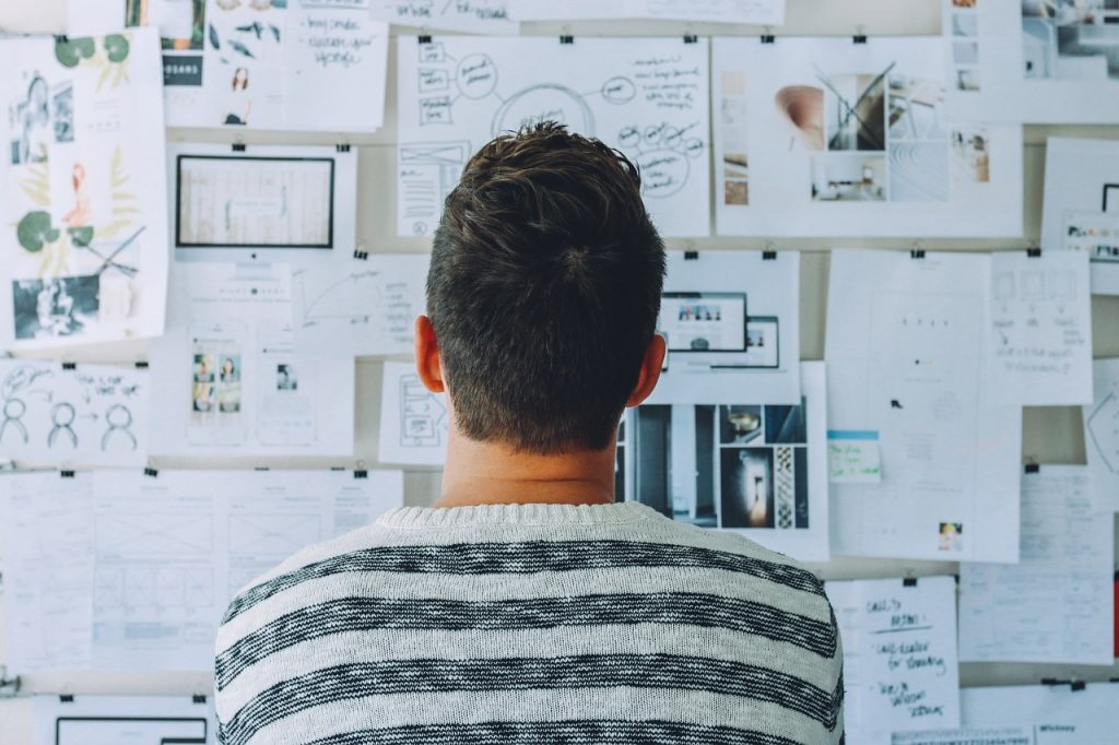 design thinking parcours utilisateur