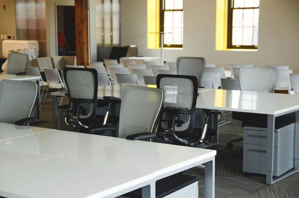 salle de conférence pour un séminaire