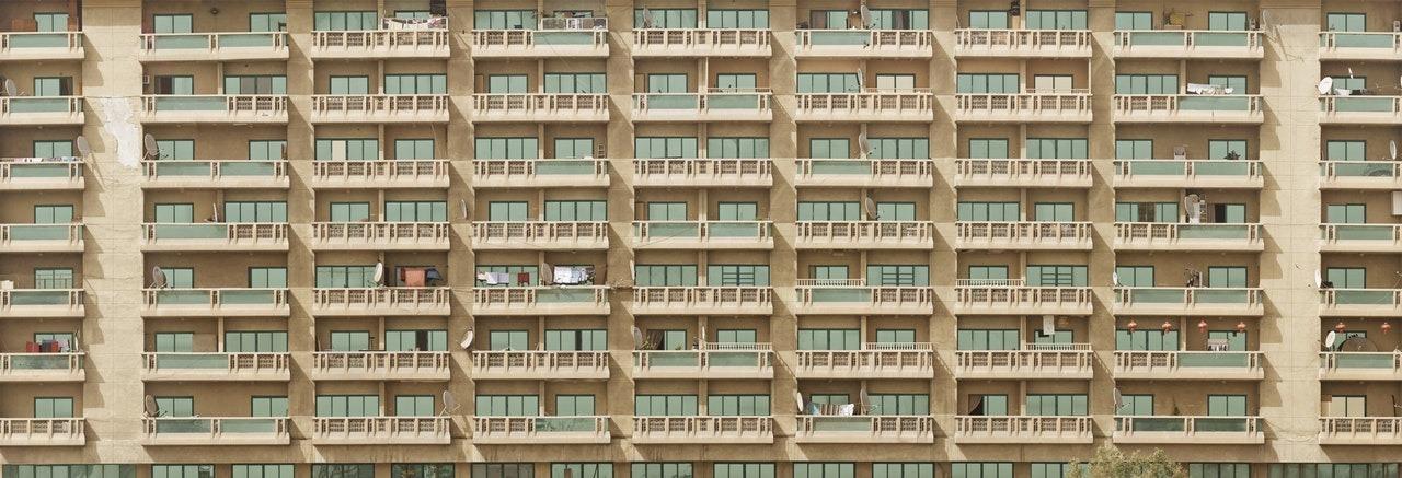 Barre d'immeuble