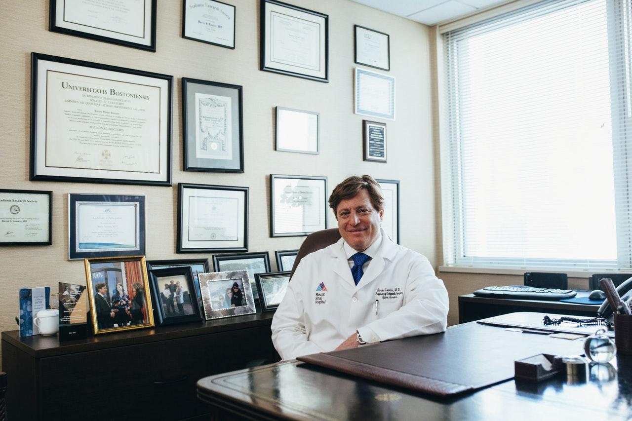 Salaire d'un médecin