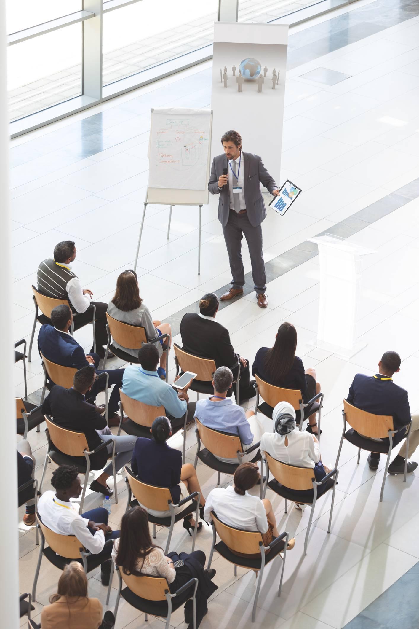 formation en entreprise grâce à tablette