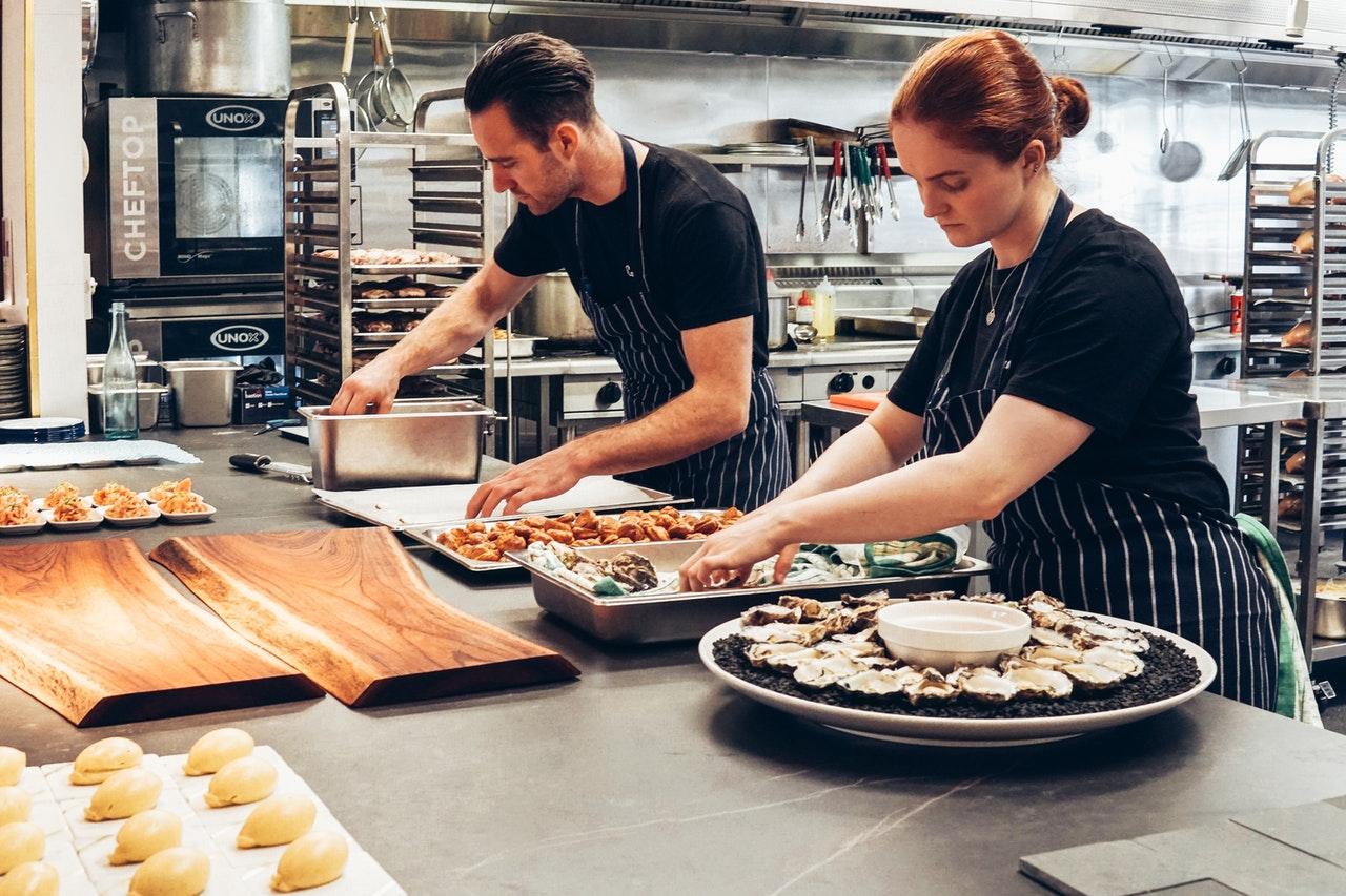 Le salaire d'un cuisinier