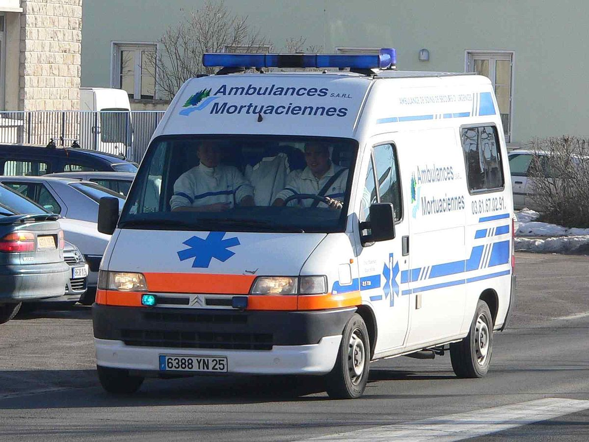 Salaire d'un ambulancier