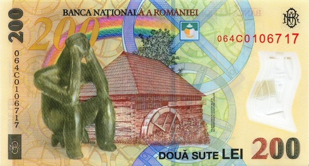 monnaie roumaine