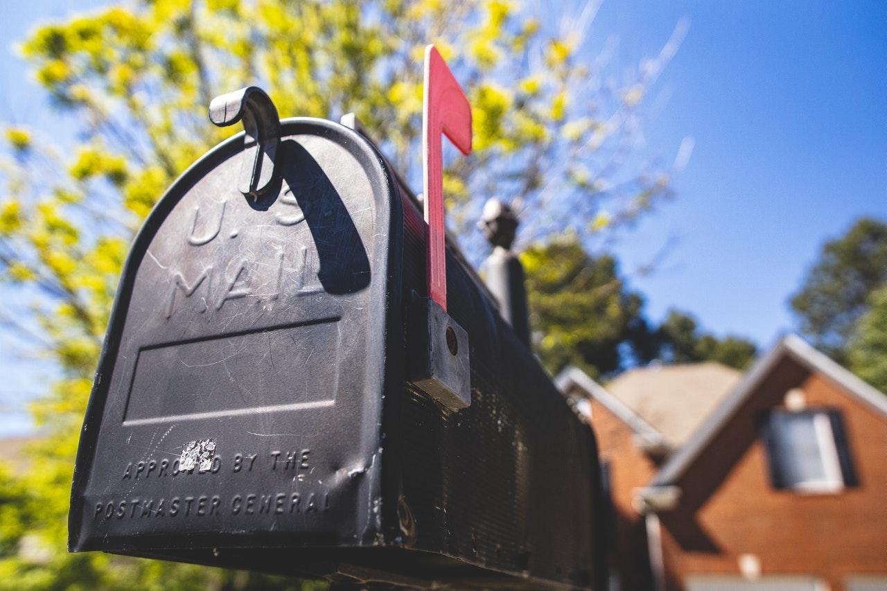 Remplacer le courrier