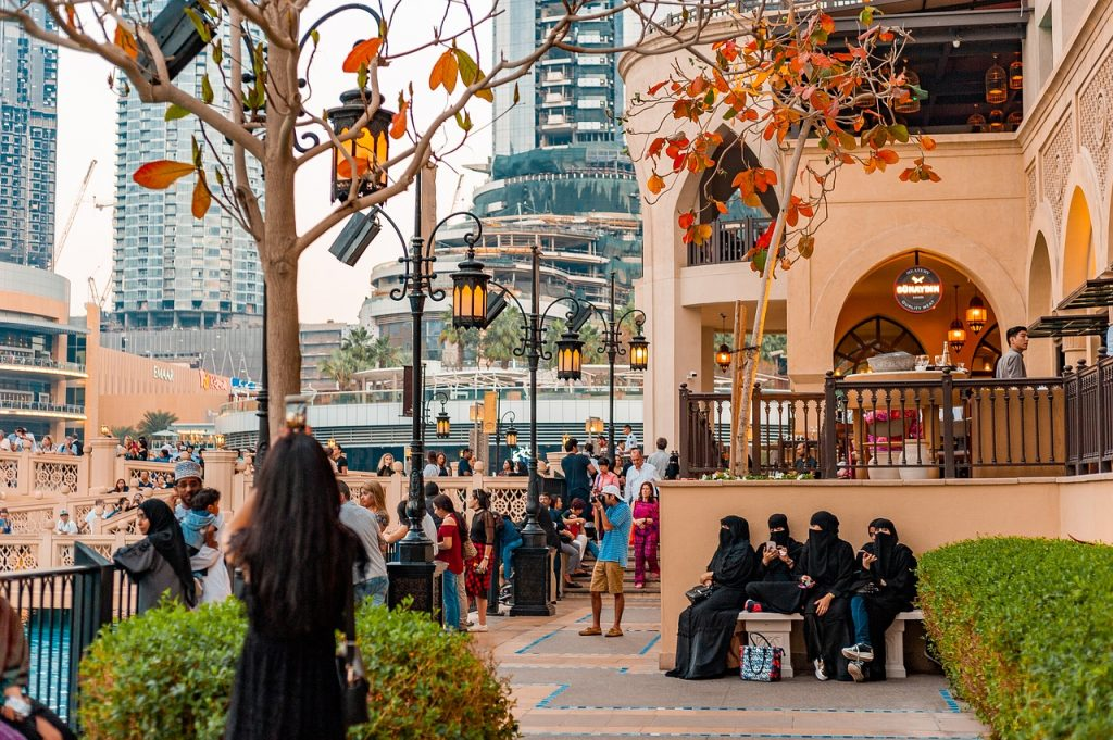 Tourisme à Dubaï