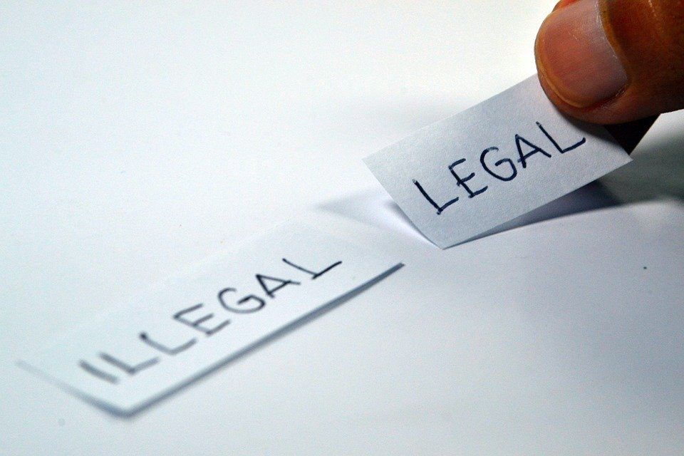 Légal ou illégal ?