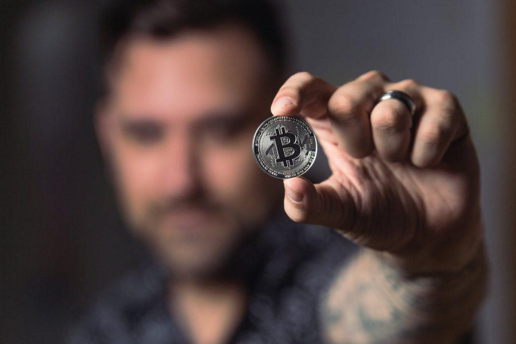 Bitcoin au bout des doigts