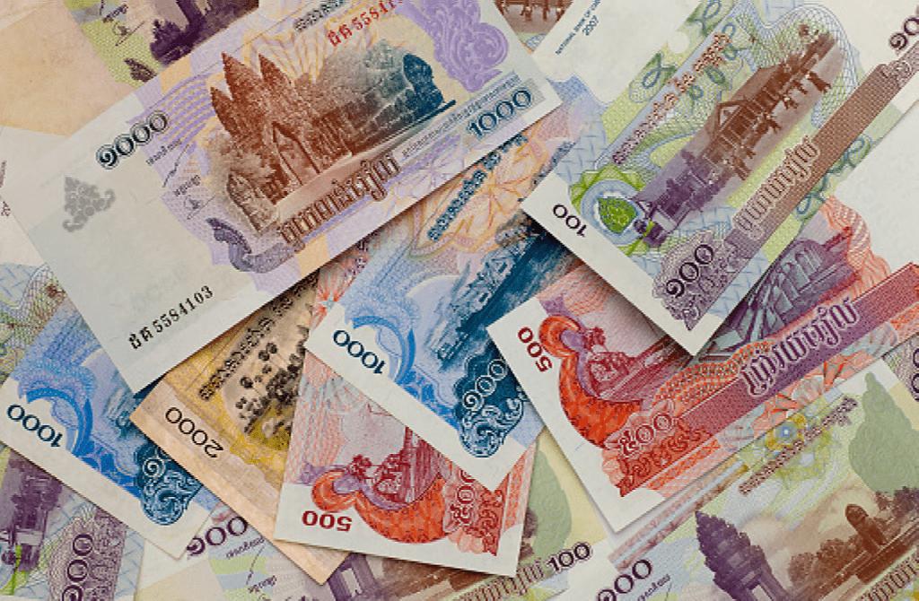 Monnaie Cambodge