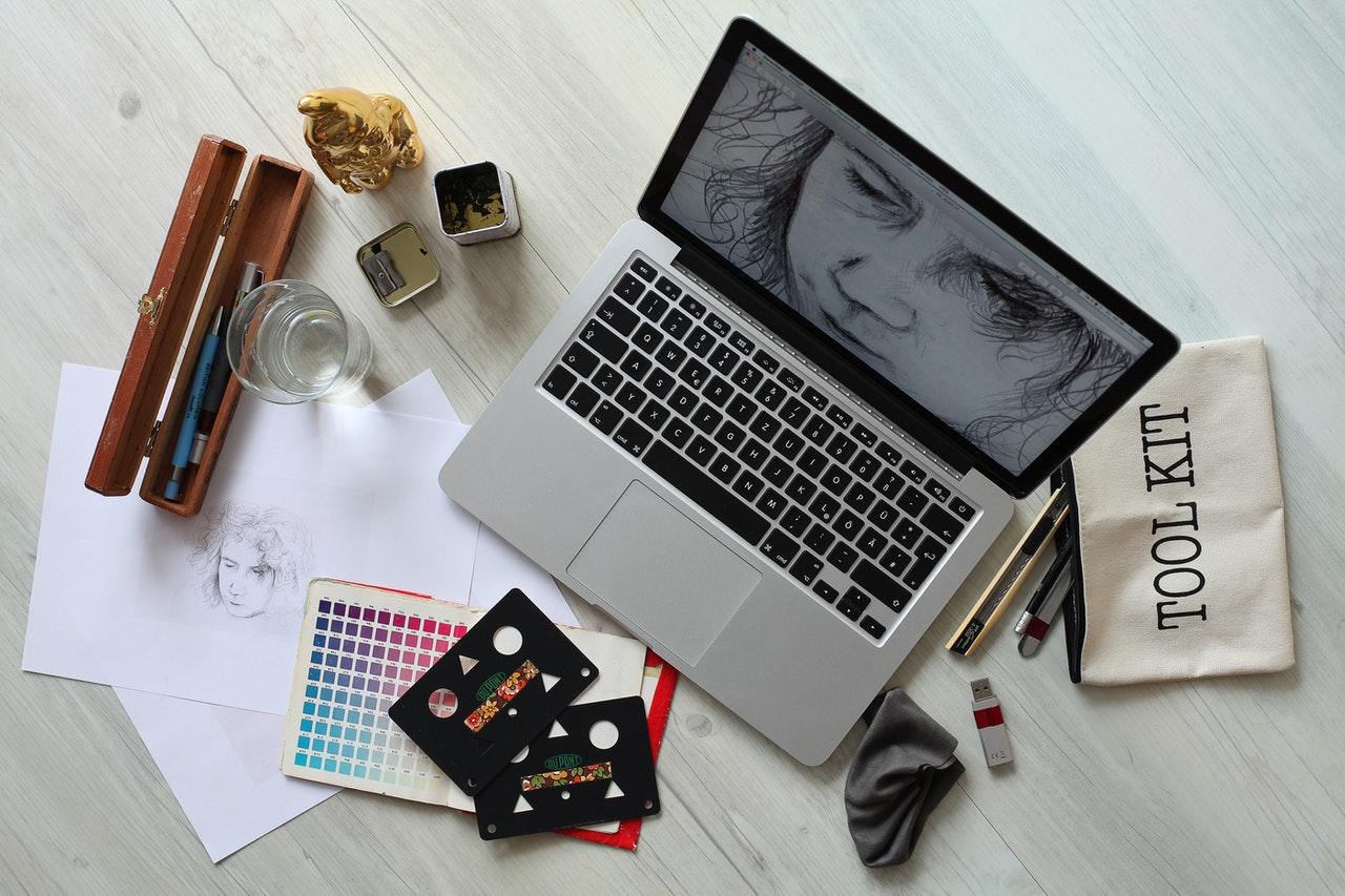 Graphiste en freelance