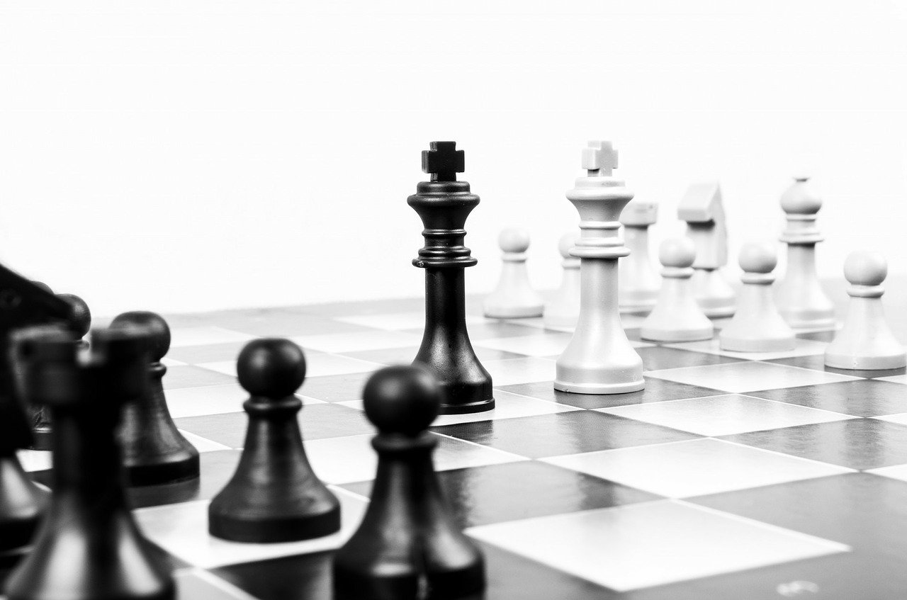 Stratégie et jeu d'échecs