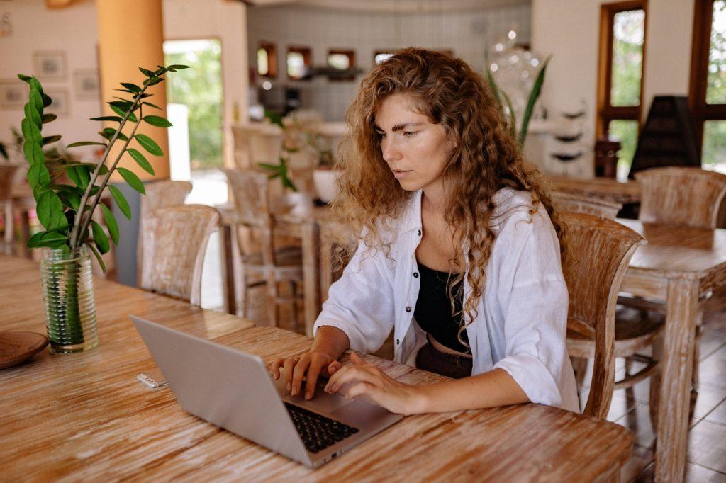 Créatrice de boutique en ligne
