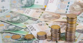 Billets de banque et pièces d'argent